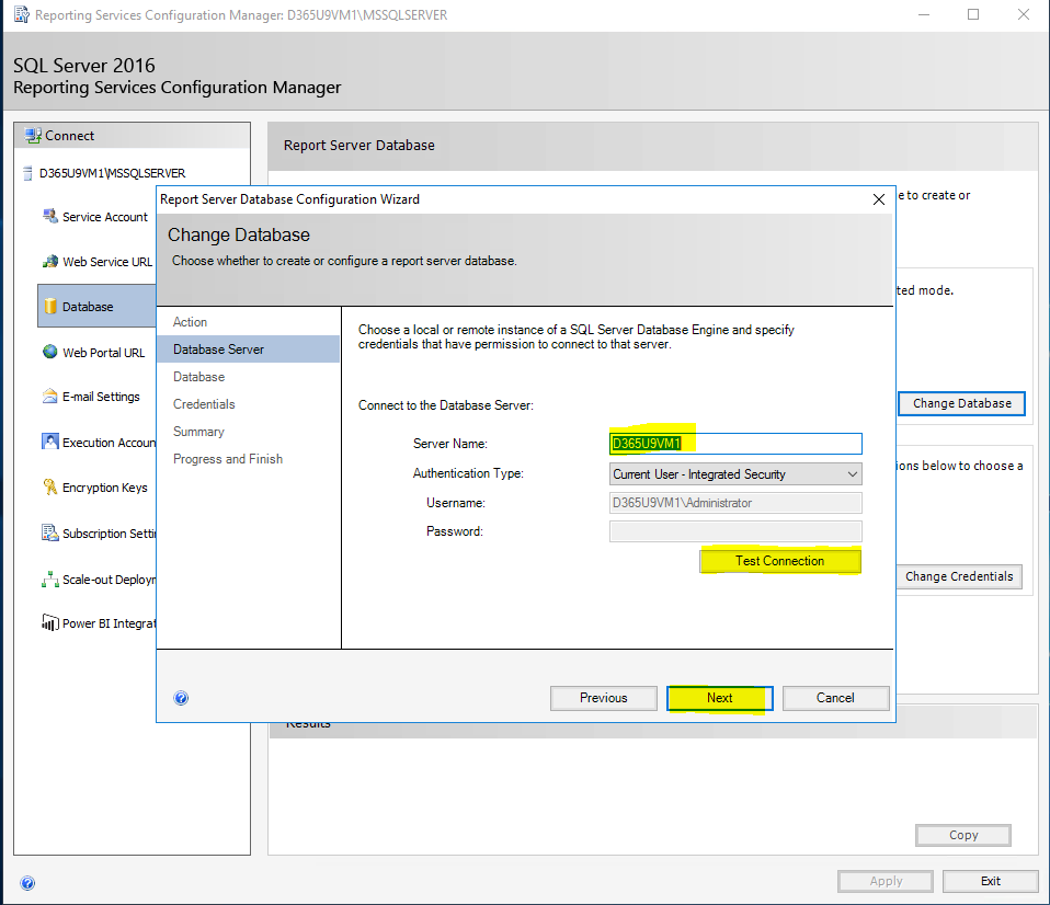 First Time Configuration of a Microsoft Dynamics for Finance