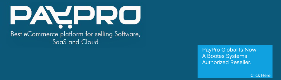 PayPro Global is now an Authorized Boötes Systems Reseller
