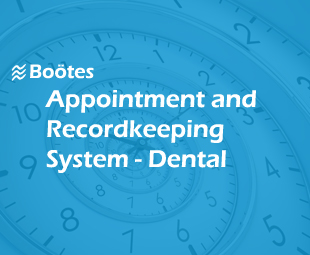 Boötes Appointment and Recordkeeping System - Dental
