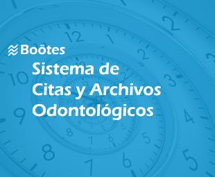 Sistema de Citas y Archivos Odontológicos Boötes