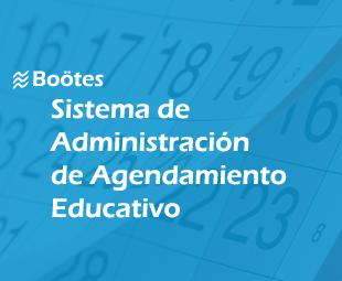 Sistema de Administración de Agendamiento Educativo Boötes