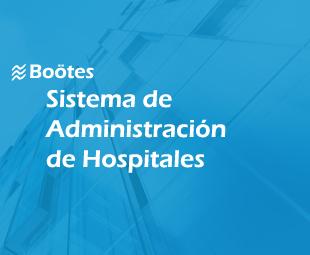 Sistema de Administración de Hospitales Boötes