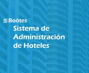 Sistema de Administración de Hoteles Boötes