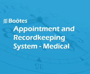 Boötes Appointment and Recordkeeping System - Medical