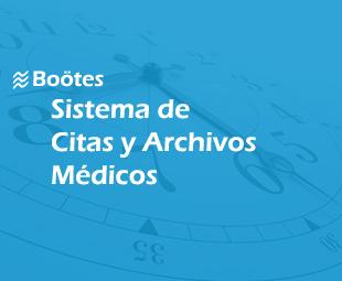 Sistema de Citas y Archivos Médicos Boötes