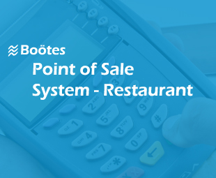 Boötes Point of Sale System - Restaurant