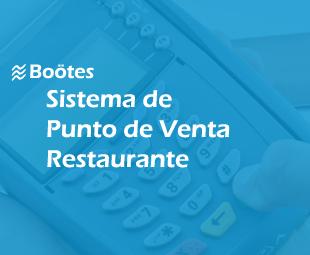 Sistema de Punto de Venta - Restaurante Boötes
