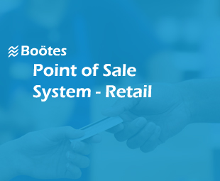 Boötes Point of Sale System - Retail