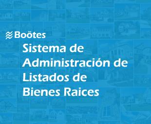 Sistema de Administración de Listados de Finca Raíz Boötes