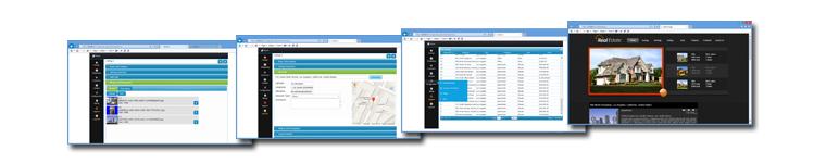 Boötes Real Estate Listing Management System Screenshots