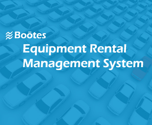 Boötes Equipment Rental Management System